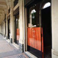 A céder sur la galerie Montpensier du Jardin du Palais Royal